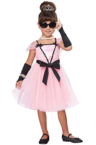 California Costumes Movie Star Costume, One Color, -