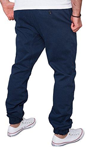 Bleu Creek Homme Chino Pantalon Rock 7awBp7