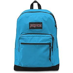 Jansport - Right Pack Digital Edition Student/Laptop Backpack, One Size, Blue Crest