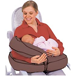 Leachco Natural Boost - Adjustable Nursing Pillow