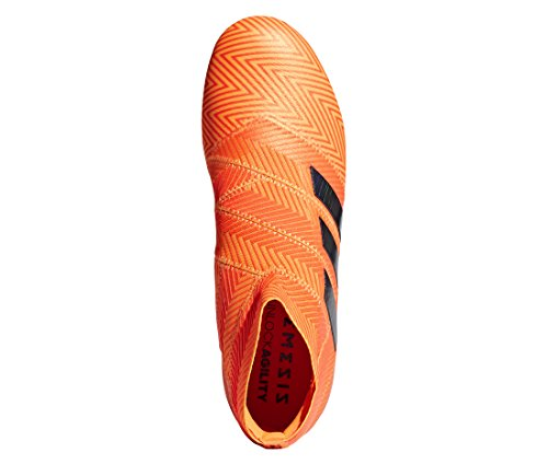 Fútbol 18 black Nemeziz solar De Fg Zest Red Bota Adidas WZq7vp