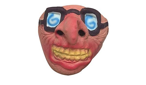 Lookhy Máscara Divertida de Labios Grandes, máscara Divertida de ...