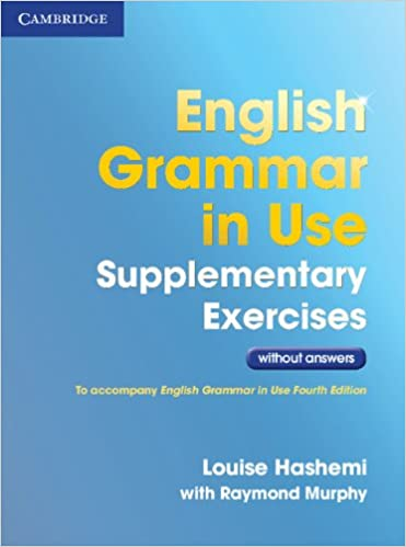 English Grammar in Use Supplementary Exercises .without Answers ...