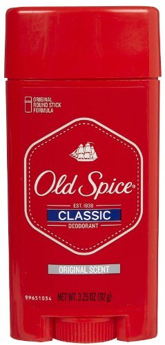 Old Spice Classic Deodorant Stick, Original 3.25 oz by Old Spice -  P&G-BEAUTY, 3072399