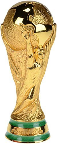 Official 2018 FIFA World Cup Mini Replica Trophy - Fanatics Authentic Certified - Unsigned Miscellaneous