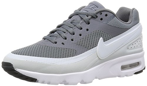 Nike Shox Junga Running Shoes Mens Gris (Cool Grey / Pr Pltnm-white-blk 002