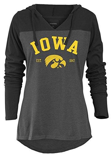 Iowa Hawkeyes Ncaa Hoody - 9