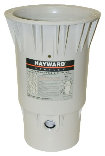 Hayward ECX10344P Replacement Pool Filter Body with Flow Diffuser - Hayward Body Filter