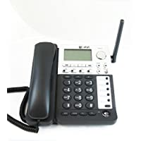 AT&T Synj SB67148 4-line Dect 6.0 Corded/Cordless Phone With Digital Answering System