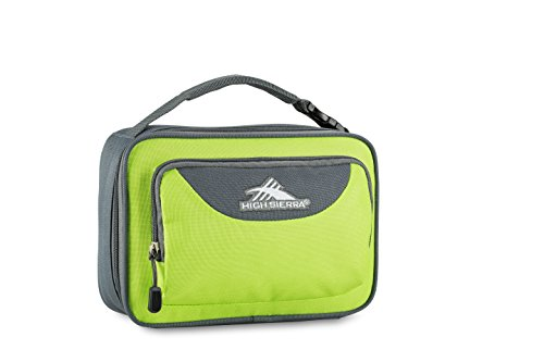 high-sierra-single-compartment-lunch-bag-lime-slate