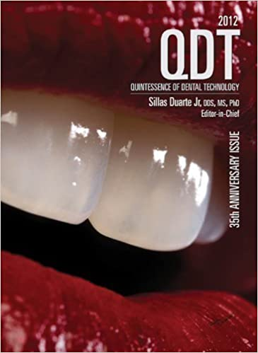 Quintessence of Dental Technology 2012 (QDT (QUINTESSENCE DENTAL TECHNOLOGY)) (QDT: Quintessence of Dental Technology) by Sillas Duarte Jr (2012-04-30) ...