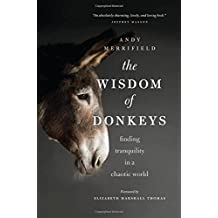 The Wisdom of Donkeys: Finding Tranquility in a Chaotic World by Andy Merrifield (2010-04-27)