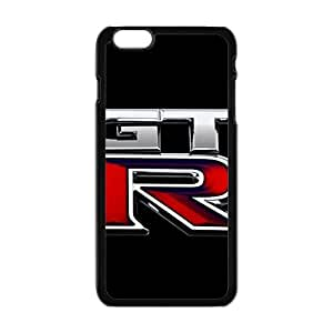 GTR sign fashion cell phone case for iPhone 6 plus 6