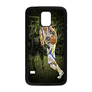 C-EUR Customized Print Stephen Curry Hard Skin Case Compatible For Samsung Galaxy S5 I9600