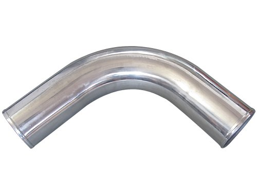 Mandrel Bent Pipe 5'' OD 90 deg Elbow for Turbo Intercooler Intake Pipe by CXRacing (Image #1)