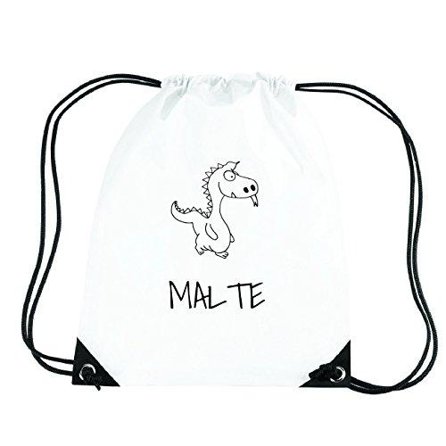 JOllipets MALTE Turnbeutel Sport Tasche PGYM5698 Design: Drache J9IdU