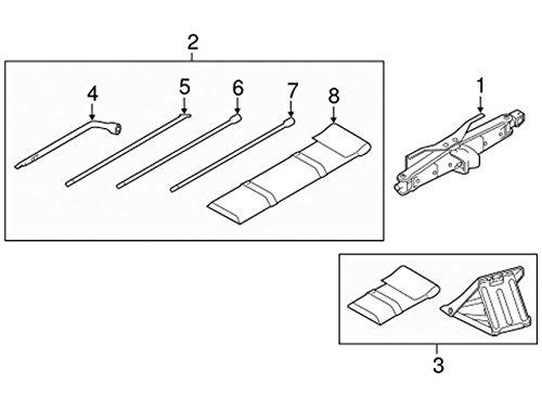 Nissan Tool Set-standa