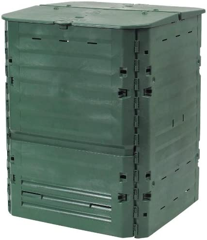 Tierra Garden 626002 Small Thermo King Polypropylene Composter