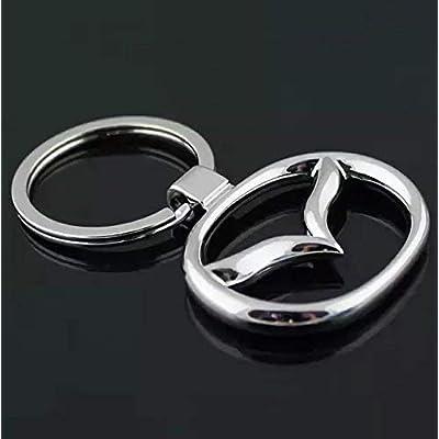 Mazda Logo 3D Keychain: Automotive
