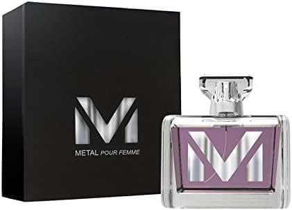 Metal Pour Femme by Judas Priest Legend KK Downing - 1.7 Fluid Ounces - Perfume