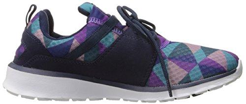 DC Frauen Heathrow SE Skate Schuh Lila Regen / Dusty Purple