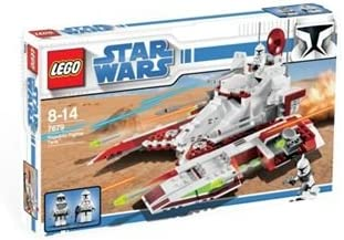 LEGO Star Wars 7679 Republic Fighter Tank 592 Pieces: Amazon.de: Spielzeug