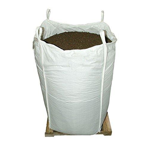 GroundSmart LTGMBMN5TS Rubber Mulch, Large, Mocha ()