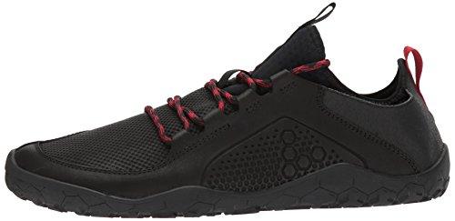 Chaussures Black Vivobarefoot Noir Trek Primus Homme Cuir qqwv78r