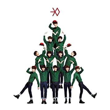 EXO Winter Special Album MIRACLES IN DECEMBER CD+Poster,New Korean Version: