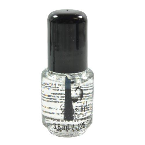 Lot 3 Seche .125 oz Clear Base Coat Vite Salon Nail Treatment Polish Crystal by Seche