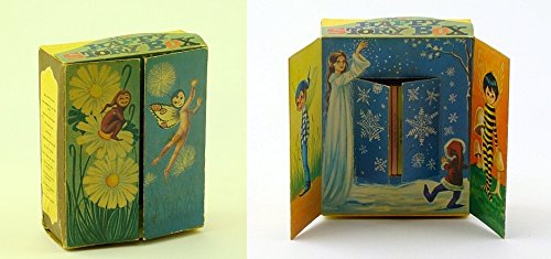Casket Miniature - My Happy Story Box - Illustrated Cardboard