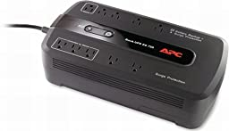 APC Back-UPS 750VA UPS Battery Backup & Surge Protector (BE750G)