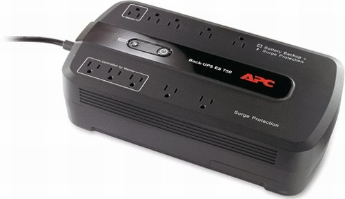 APC Back UPS Battery Protector BE750G product image