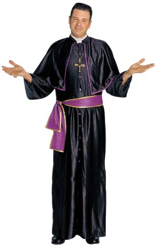 Mens Cardinal Costume Medium Uk 40/42