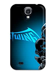 Leana Buky Zittlau's Shop Tpu Fashionable Design Nightwing Rugged Case Cover For Galaxy S4 New