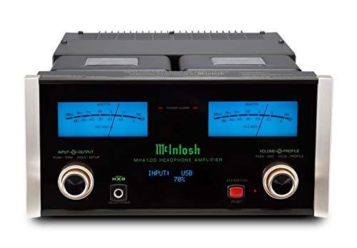 McIntosh Labs MHA100 Headphone/Audio Component Amp...