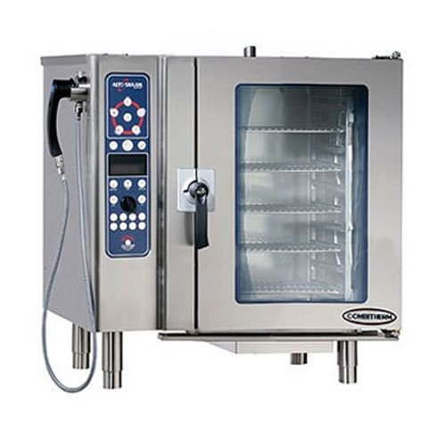 Deluxe Pressure less Convection Oven/Steamer CombiOven, 10-10ESi/DLX