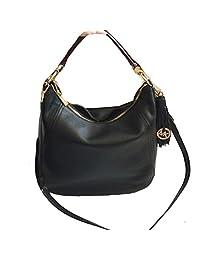 Michael Kors Women's Frances XLarge Leather Shoulder Handbags