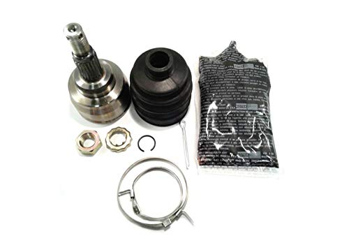 Front Axle Outer CV Joint & Boot Kit for Honda 4x4 ATV | 2000-2006 Rancher 350 | 2004-2007 Rancher 400