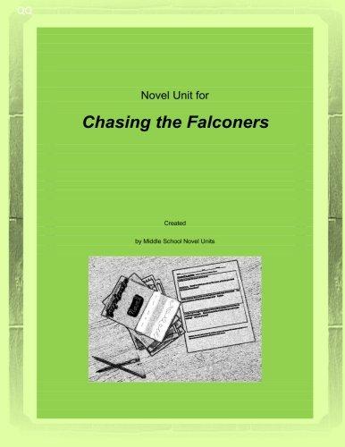 Novel Unit for Chasing the Falconers pdf epub
