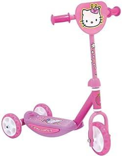 Darpeje - A1101841 - Vélo et Véhicule pour Enfants - Trottinette - 3 Roues - Hello Kitty OHKY110