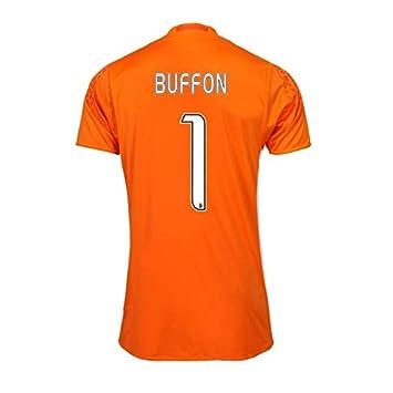 6556758e1 adidas Juventus FC Goalkeeper Shirt 1 Buffon Orange 2016 17