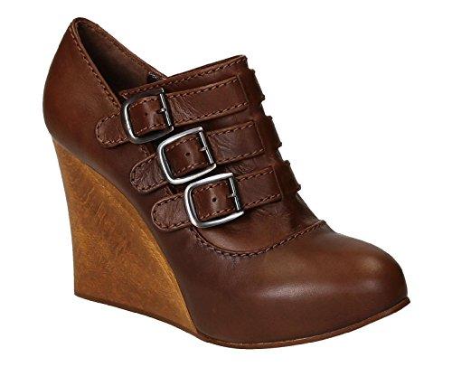 Compensées Femme Chaussures Marron Cuir CH717100332 Chloé adYwXfq11