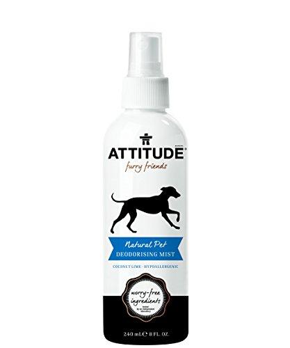 Attitude Pet Deodorising Mist Coco-Lime 8 fl oz by Attitude