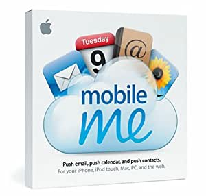 MobileMe Individual [OLD VERSION] by Apple