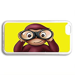 customized Case Cover For SamSung Galaxy S4 Transparent, Cute Funny Monkey OQPt26gmMZG And Bannanas Case Cover For SamSung Galaxy S4 Transparent Slim Cover Skin