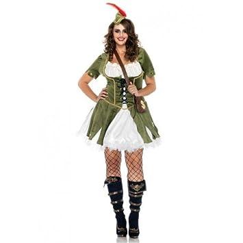 Disfraz Chica Robin Hood Comprar Disfraces de Película: Amazon.es ...