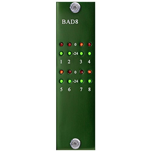 Burl Audio BAD8 8-Ch A/D Daughter Card by Burl Audio