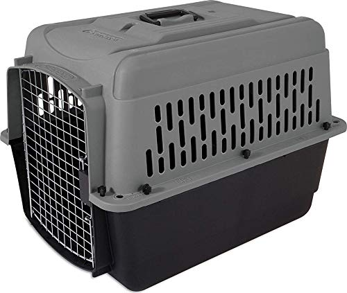 vy-Duty Pet Carrier with Secure Lock, 9 Sizes, 13 Colors ()