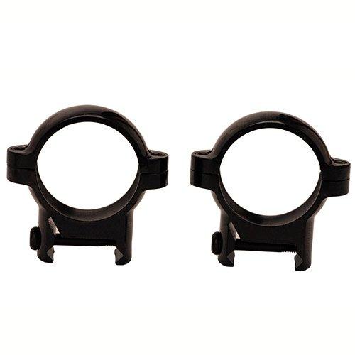 Burris Optics Signature Zee Rings, Steel, Pos-Align Inserts, Weaver Style - Mounting Accessories, Burris Rings Mount by Burris Optics